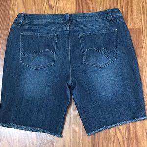 Vanilla Star Shorts - Vanilla Star denim shorts size 17